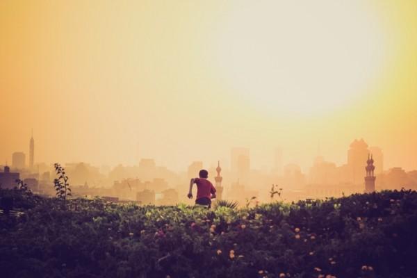 Flucht im Morgengrauen